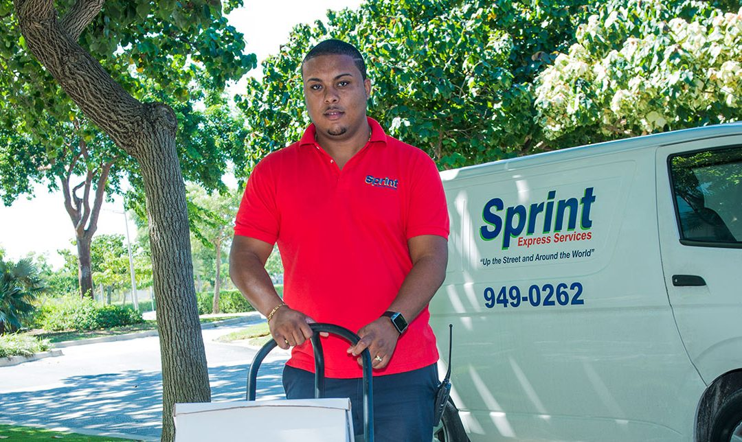 Why Sprint Express Services is Grand Cayman's trusted local messenger